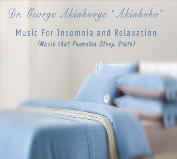 Music For Insomnia and Relaxation Album